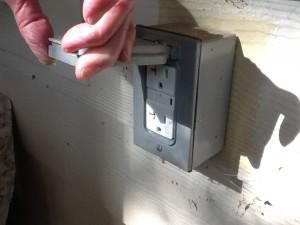Kiln outlet